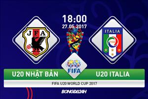 U20 Nhật Bản 2-2 U20 Italia (KT): Dắt tay nhau đi tiếp trong hài hước