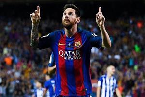Messi chính thức đoạt Chiếc giày vàng châu Âu lần thứ tư, sánh ngang Ronaldo