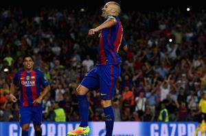 Iniesta thừa nhận khả năng chia tay Barcelona