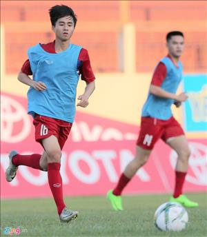 Tien ve Thanh Hau cua HAGL chinh thuc lo hen U20 World Cup