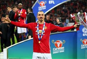 Atletico Madrid tính gây sốc với Ibrahimovic