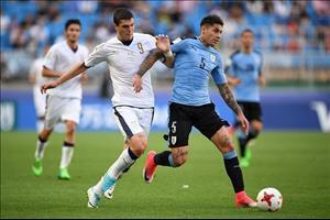 Tong hop: U20 Uruguay 0-0 (pen 1-4) U20 Italia (U20 World Cup 2017)