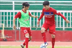 HLV Hữu Thắng khẳng định Xuân Trường sẽ trở lại ở trận gặp Macau