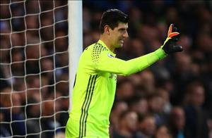 Atletico Madrid muốn gây sốc với Courtois