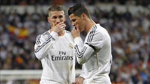 Ramos ngan can Ronaldo tro lai M.U