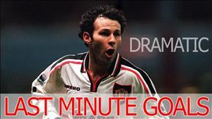 Những bàn thắng vào phút chót kinh điển nhất trong lịch sử M.U