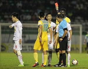 Trước lượt về V-League 2017: Thấp thỏm lo trọng tài