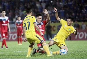Nhận định SLNA vs Quảng Ninh 17h00 ngày 24/6 (V-League 2017)