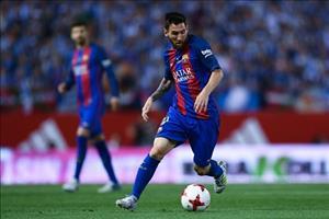 Lần đầu chạm vào trái bóng, Messi đã là số một