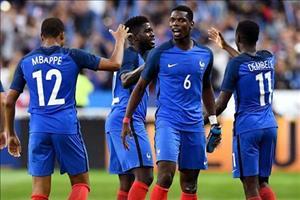 Pogba hết lời ca ngợi đàn em ở tuyển Pháp