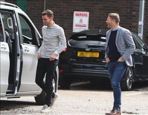Vượt qua cuộc kiểm tra y tế, Robertson sắp ký hợp đồng với Liverpool