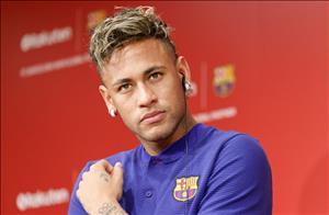 HLV Barcelona ra quyết định về tương lai Neymar