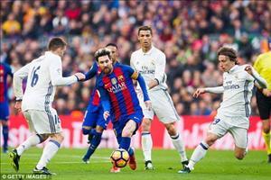 Trận El Clasico mùa giải 2017-18 sẽ diễn ra bất lợi cho Real Madrid