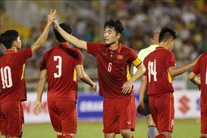 TRỰC TIẾP U22 Việt Nam 1-2 U22 Hàn Quốc (H1): Chúng ta lại thủng lưới