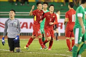 U22 Việt Nam 8-1 U22 Macau: Thắng to nhưng chưa thể hết lo