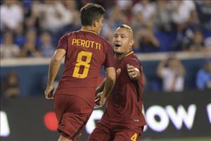 Tổng hợp: Tottenham 2-3 Roma (ICC 2017)