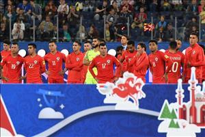 Hau Confed Cup 2017: Chile, Pizzi va su tan hien