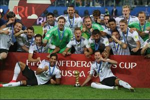 Những điểm nhấn sau chức vô địch Confed Cup của ĐT Đức