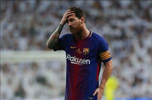 Barca loạn rồi: Messi từ chối gia hạn hợp đồng
