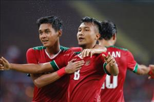 Tổng hợp: U22 Indonesia 3-0 U22 Philippines (Sea Games 29)