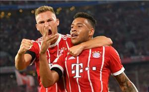 Tổng hợp: Bayern Munich 3-1 Leverkusen (Vòng 1 Bundesliga 2017/18)