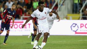 Tổng hợp: Crotone 0-3 AC Milan (Vòng 1 Serie A 2017/18)