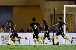 Tổng hợp: U22 Malaysia 3-1 U22 Myanmar (Sea Games 29)