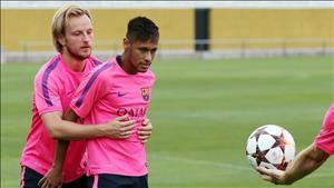 Rakitic vẫn nuối tiếc vì sự ra đi của Neymar
