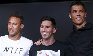 Đề cử top 3 FIFA The Best 2017: Buffon bất ngờ bị gạch tên