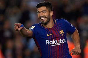 Chấm điểm Girona 0-3 Barca: Ngày Suarez hồi sinh