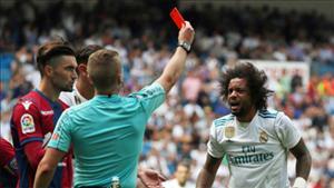 Nhà ĐKVĐ Real Madrid đang bị xử ép ở La Liga?