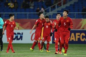 Gặp Syria thì may ra U23 Việt Nam không thua đậm