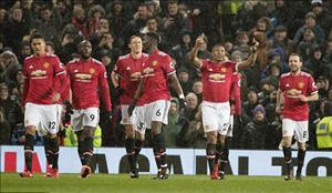 Tổng hợp: MU 3-0 Stoke (Vòng 23 Premier League 2017/18)