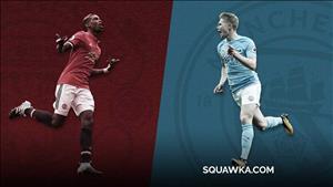 Paul Pogba và Kevin de Bruyne: Ai xuất sắc hơn?