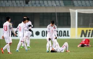 U23 Việt Nam gặp vấn đề thể lực trước trận gặp U23 Iraq