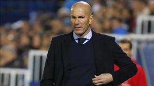 HLV Zidane lạc quan sau khi Real thắng nhọc Leganes