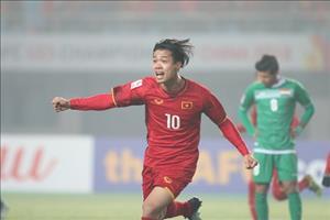 Công Phượng tiết lộ nguyên nhân giúp U23 Việt Nam thăng hoa