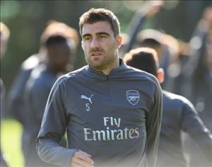 Arsenal nhận tin buồn từ Sokratis