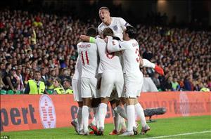 Video tổng hợp: Tây Ban Nha 2-3 Anh (UEFA Nations League 2018/19)