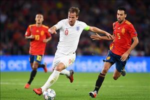 Harry Kane là một cầu thủ phi thường của nước Anh