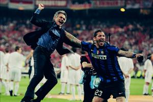 Jose Mourinho: Hoi uc ve mot tuong dai o Giuseppe Meazza