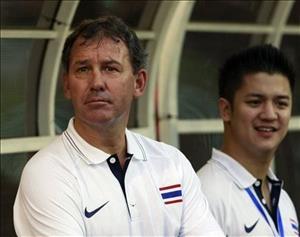 Cuu HLV truong DT Thai Lan du doan Viet Nam se da bai nguoi Thai o AFF Cup