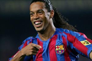 Ronaldinho: Phep thuat va nu cuoi
