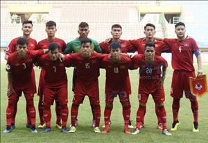 Chuyen gia Nguyen Thanh Vinh chi ra sai lam cua DT U19 Viet Nam