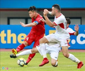 Video tổng hợp: U19 Việt Nam 1-2 U19 Jordan (VCK U19 châu Á 2018)