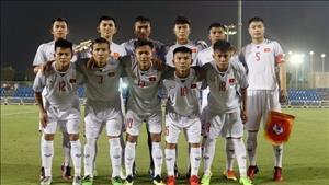 TRUC TIEP U19 Viet Nam vs U19 Jordan 16h00 ngay 19/10 (VCK U19 chau A 2018)