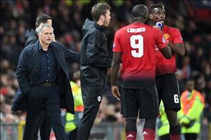 M.U khung hoang, tro ly Mourinho do loi cho… Sir Alex