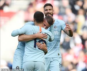Video tong hop: Southampton 0-3 Chelsea (Vong 8 Premier League 2018/19)