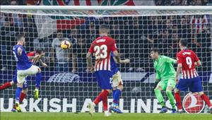 Video tong hop: Atletico Madrid 3-2 Bilbao (Vong 12 La Liga 2018/19)