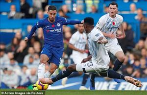 Video tong hop: Chelsea 0-0 Everton (Vong 12 Premier League 2018/19)